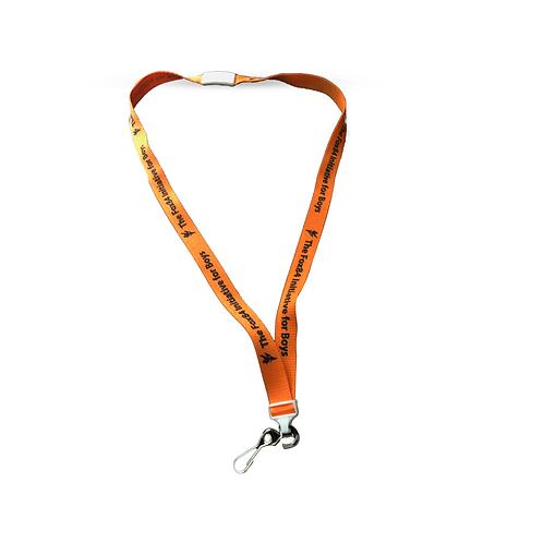 Lanyard w Badge Holder Clip