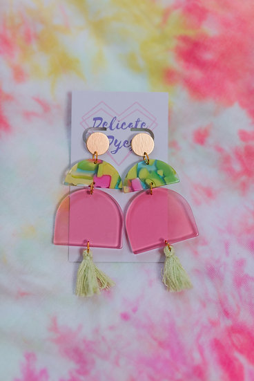 WATERMELON SUGAR EARRINGS (B)