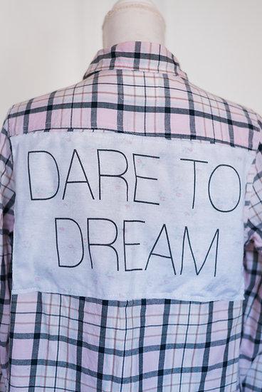DARE TO DREAM FLANNEL