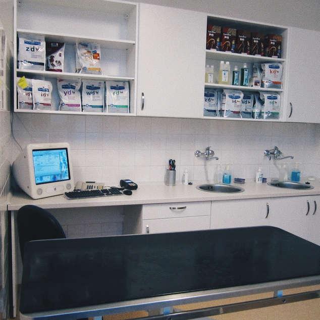Equipment Panda Veterinary Clinic