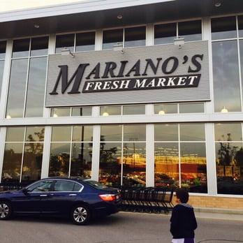 5 min walk Mariano's