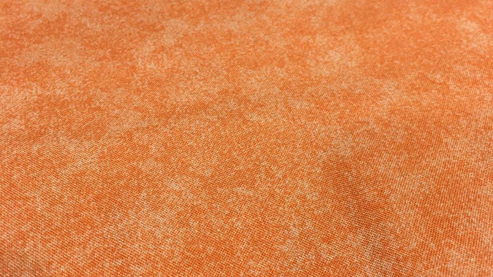 100% Cotton Treasures Orange