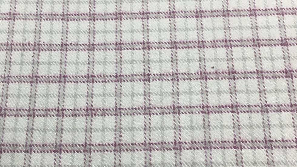 Flannel Grey Plaid