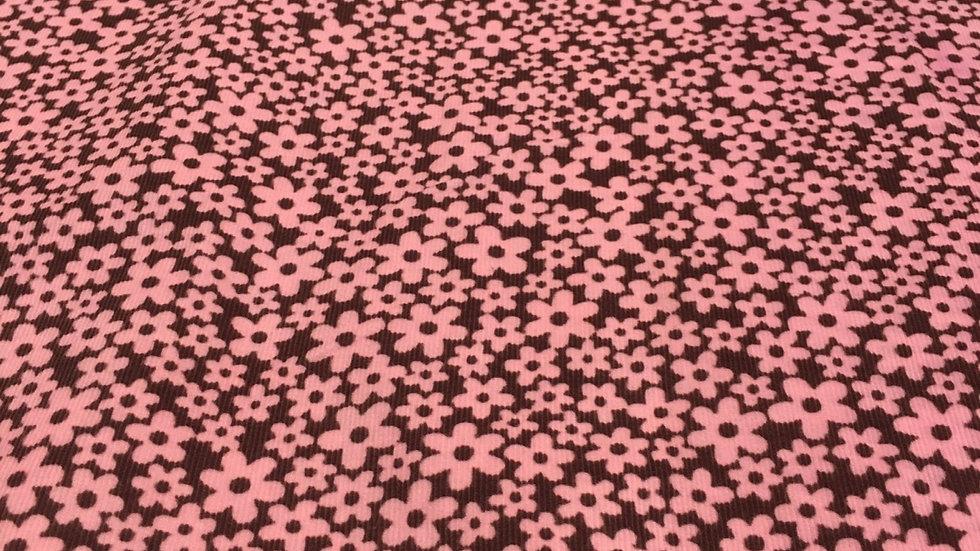 Corduroy Flowers