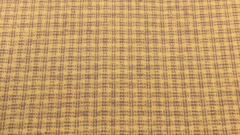 Flannel Yellow Plaid