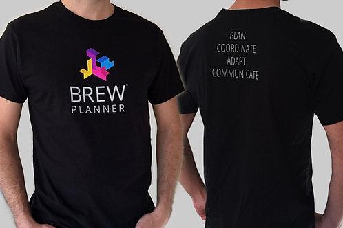 BrewPlanner T-shirt