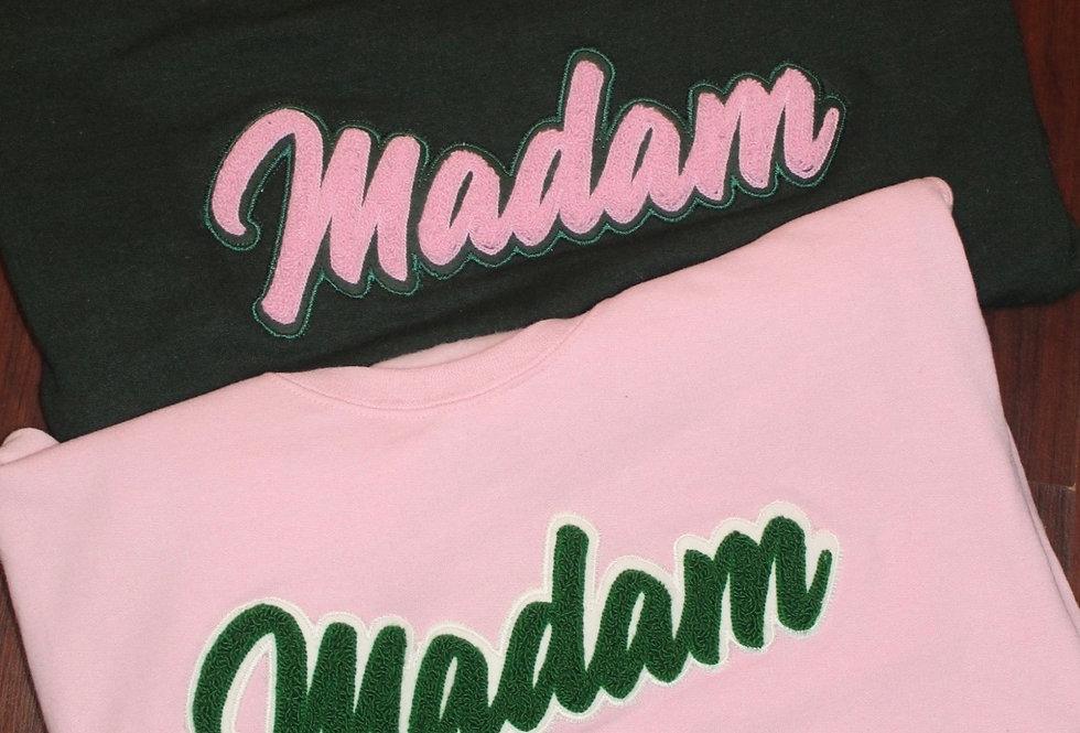 Madam Sweatshirt
