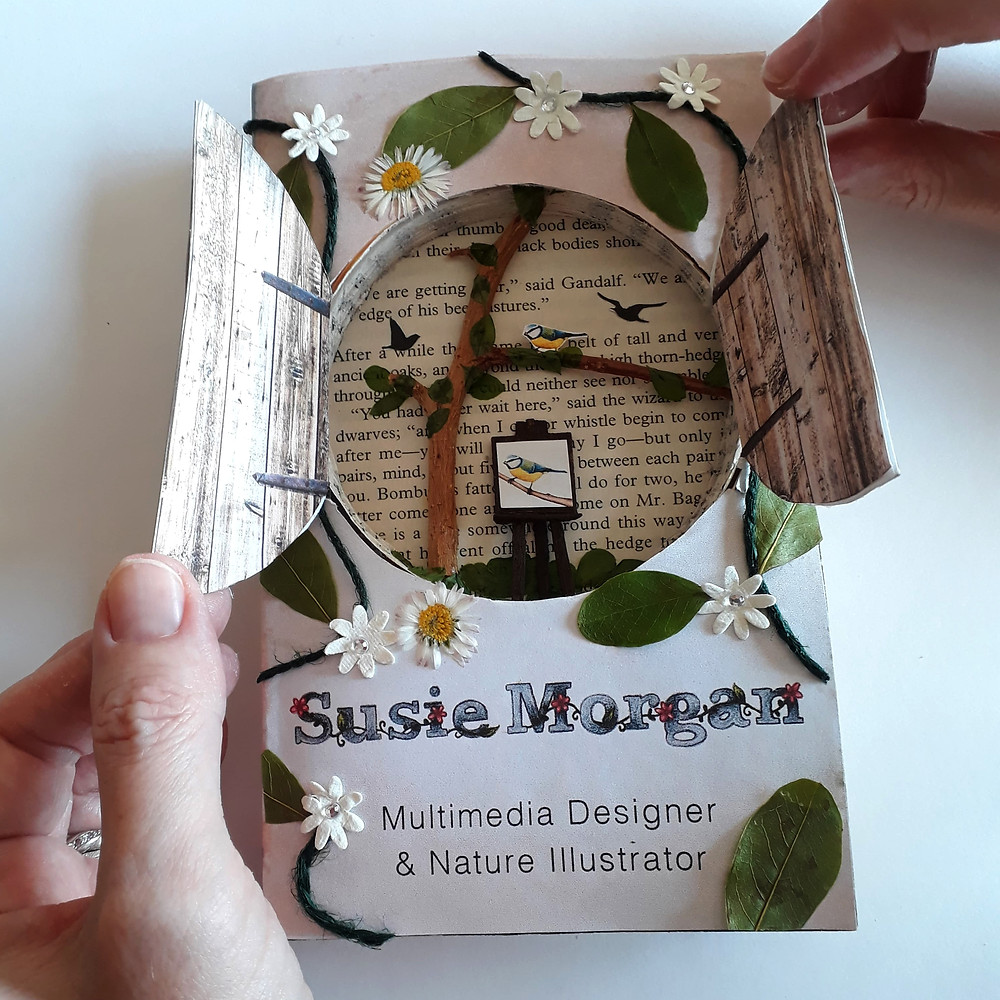 Diorama in a Book