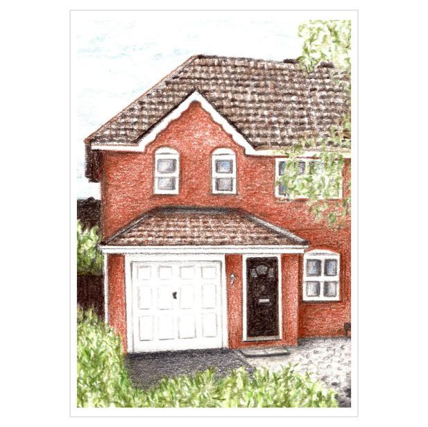 Kayleigh and Owen's House