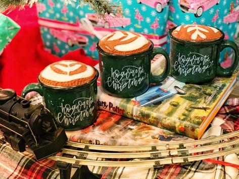 Latte Art Ornaments