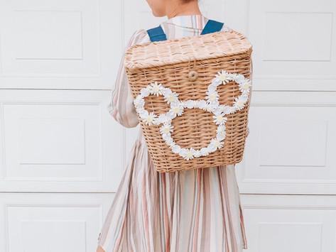 Mickey Picnic Basket