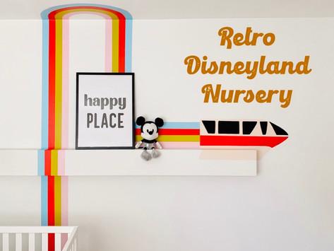 Retro Disneyland Nursery