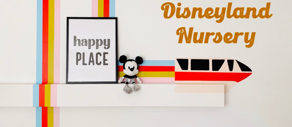 Retro Disneyland Nursery
