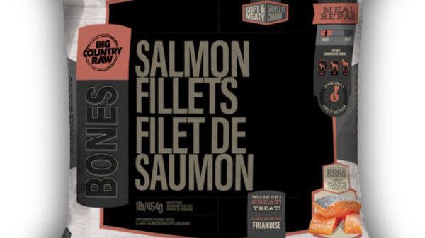 BCR - Filets de saumons, 1lbs