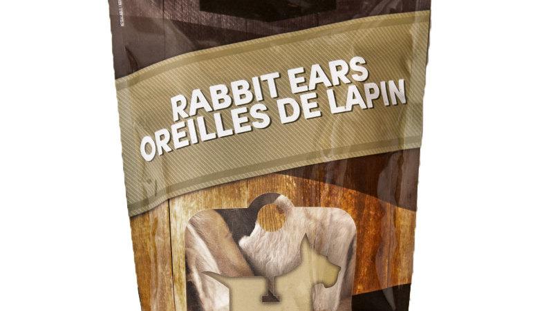Hero Dog treats - Oreilles de lapin déshydratées