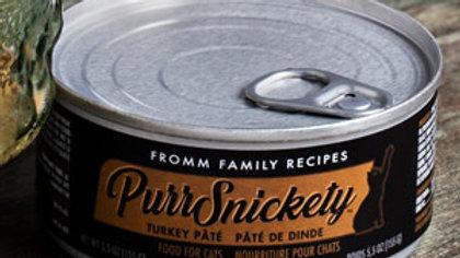 Fromm Purrsnicketty - Paté à la dinde