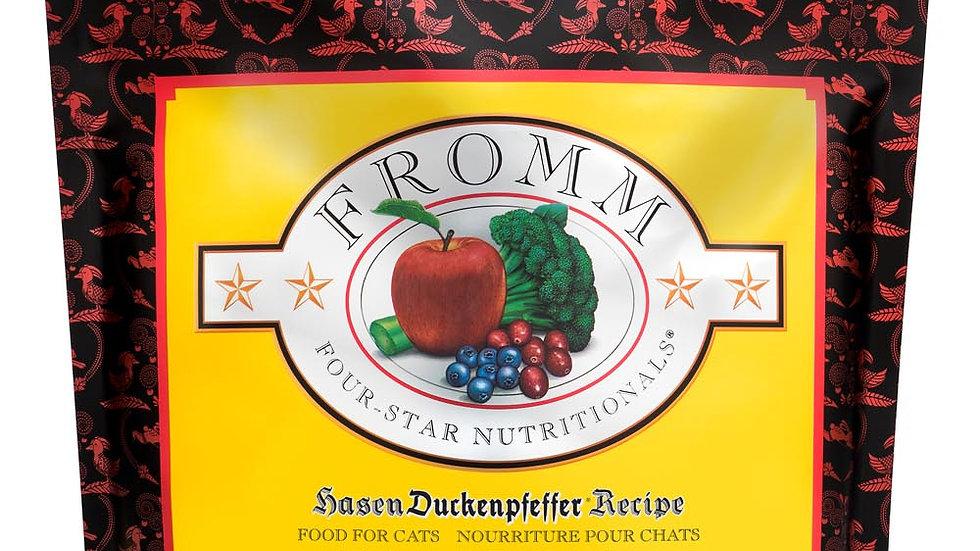 Fromm 4* Chats sans grain- Hasen Duckenpfeffer 2.3 kg