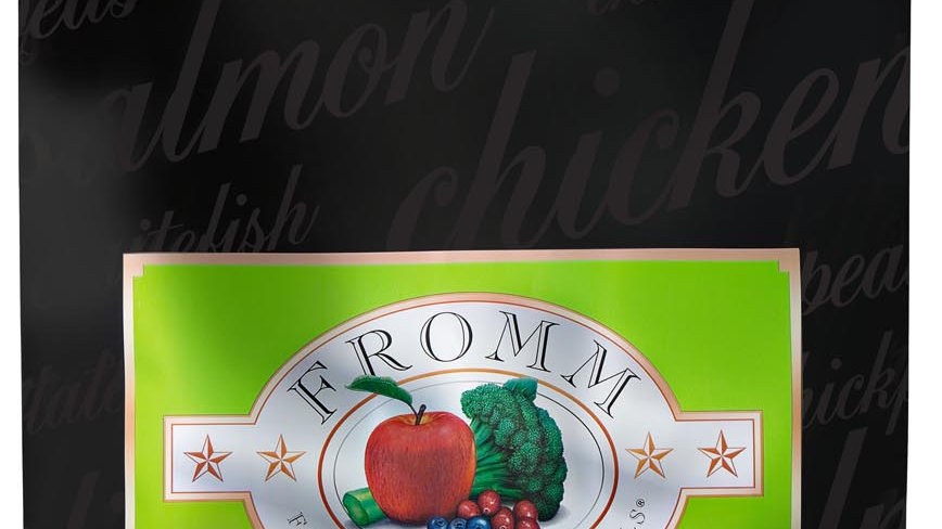 Fromm 4* Chats sans grain- Pré & marrée 6.8 kg