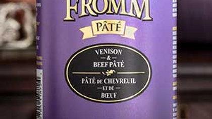 Fromm Paté - Chevreuil et boeuf 12 oz
