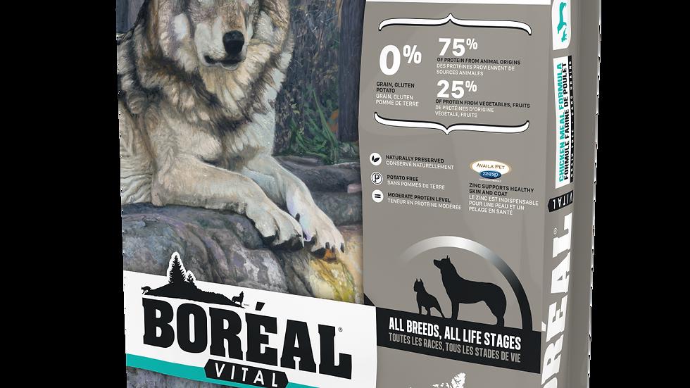Boréal - Chien, Vital, Poulet sans grains (2.26kg)