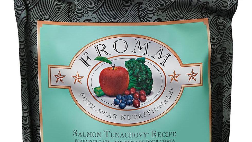 Fromm 4* Chats sans grain- Saumon 2.3 kg