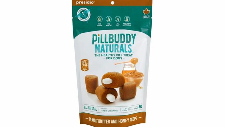 Presidio - Pillbuddy, Beurre d'arachide & Miel