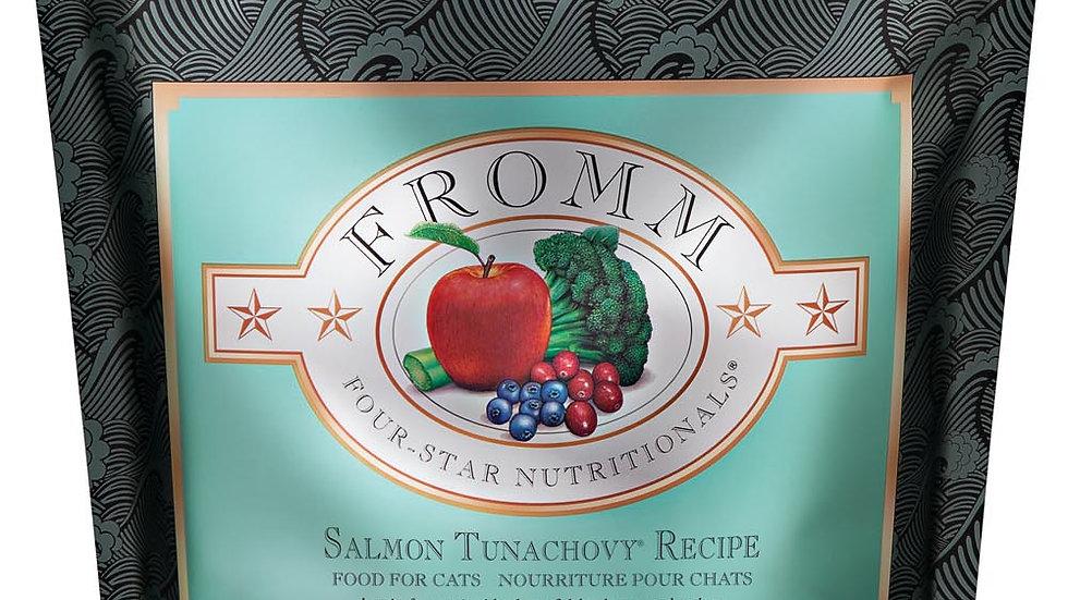 Fromm 4* Chats sans grain- Saumon 0.9 kg