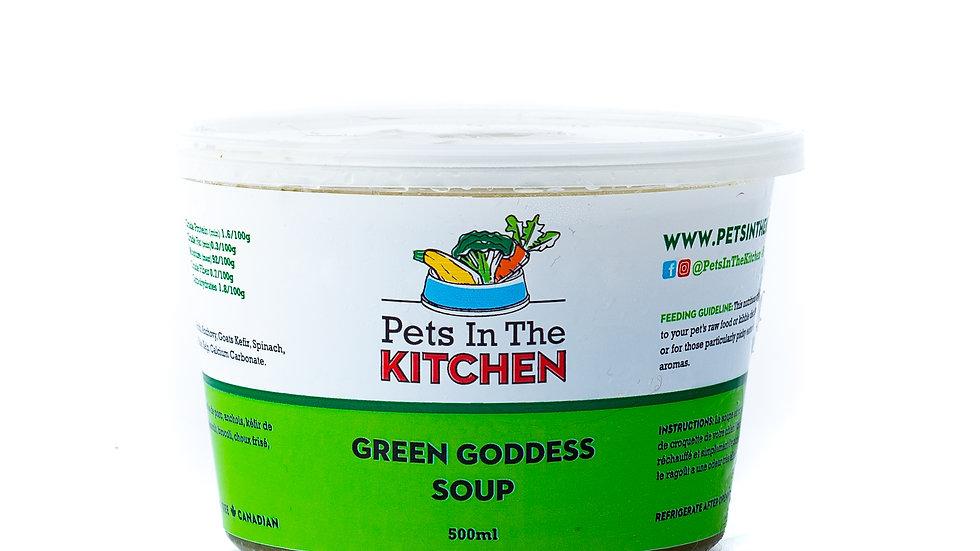 BCR - Pets in the kitchen, soupe déesse verte, 454g