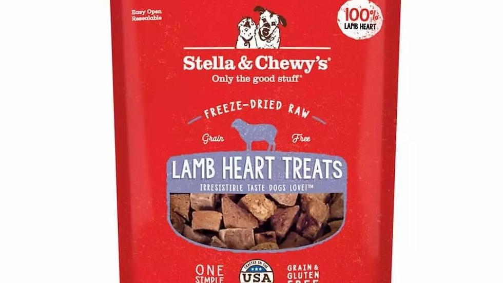 Stella & Chewy's - Coeur d'agneau