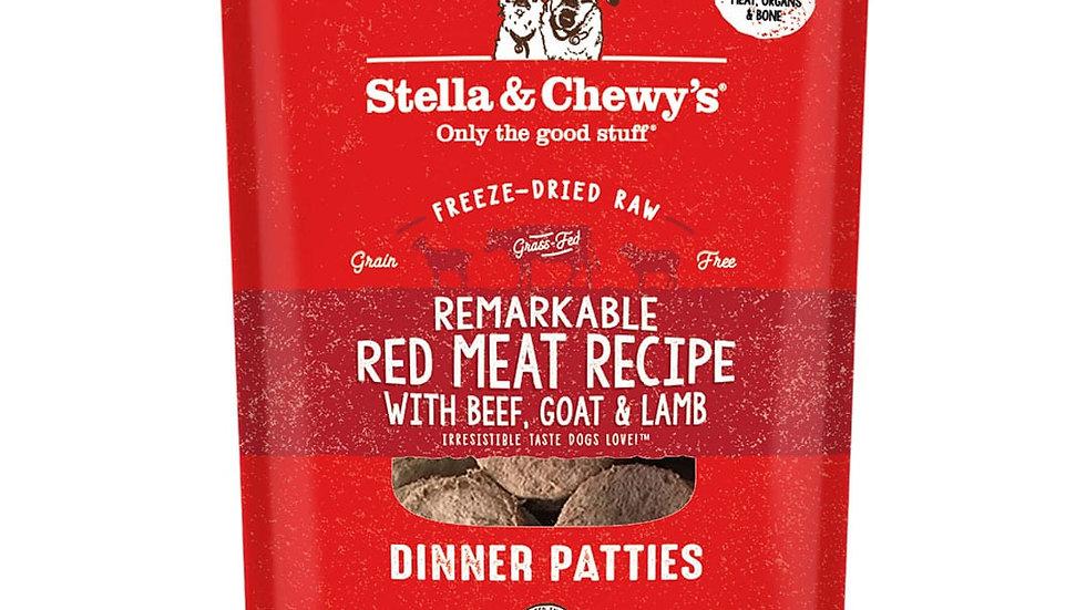 Stella & Chewy's - Viande rouge, Patties