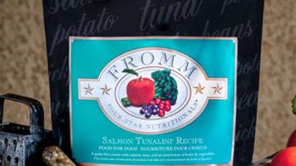 Fromm 4* sans grains - Saumon tunalini 5.5 kg