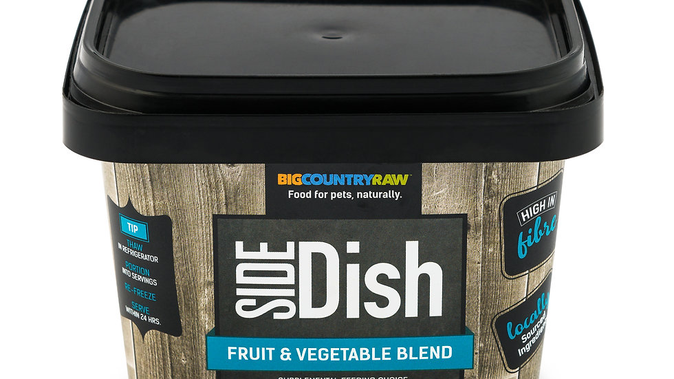 BCR - Mélange de fruits et légumes (1lb)