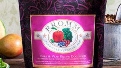 Fromm 4* sans grains - Porc et pois  1.8 kg