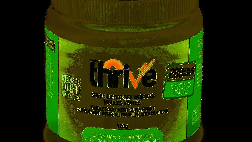 BCR - Thrive, moule verte, 160g