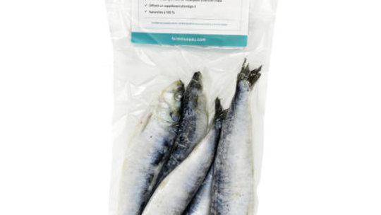 Faim Museau - Sardines sauvages entières