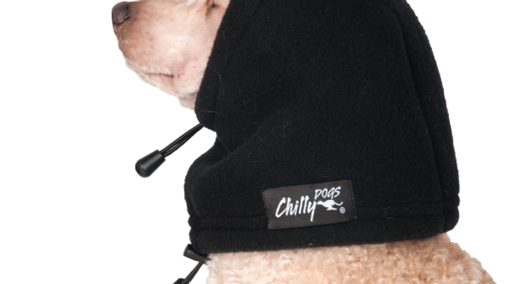 Chilly Dogs - Head Muff, Noir