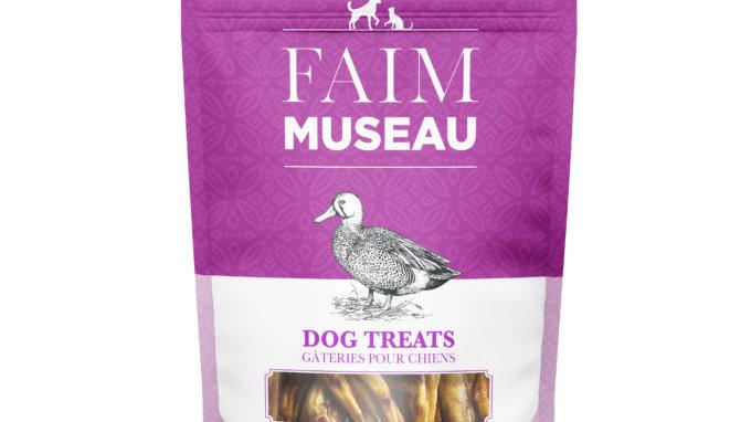 Faim Museau - Pattes de canard déshydratées