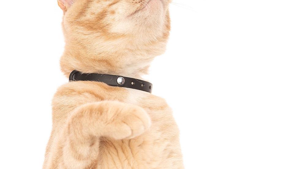 Bond - Nuvuq , Collier poivre noir, chat