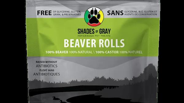 Shades Of Gray - Rouleaux de castor 5/sac