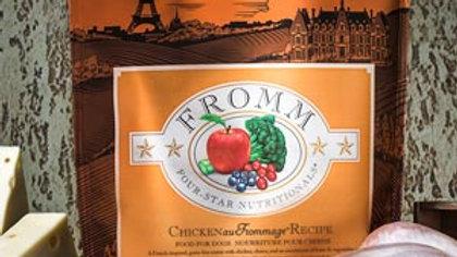 Fromm 4* sans grains - Poulet au fromage 1.8 kg
