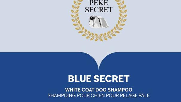 Peke Secret - Blue secret (485ml)