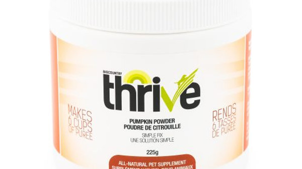 BCR - Thrive, Poudre de citrouille, 225g