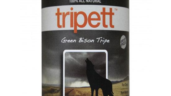 Tripett - Tripe verte et bison
