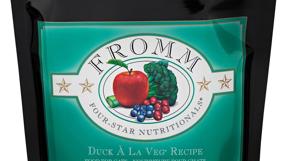 Fromm 4* Chat - Canard à la veg 2.3 kg