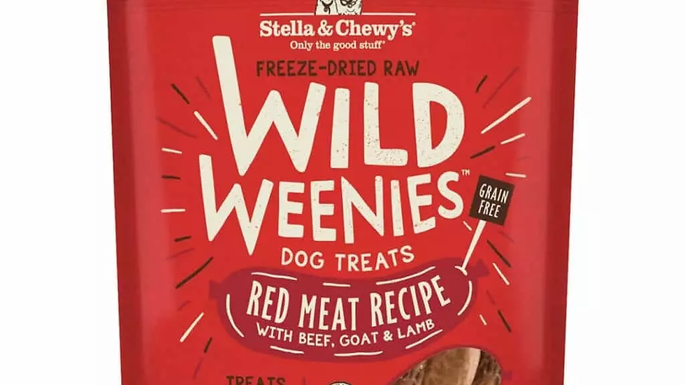 Stella & Chewy's - Wild Weenies viande rouge
