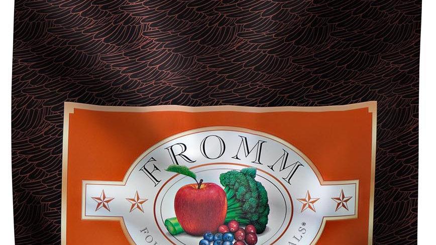 Fromm 4* Chats sans grain- Gibier 6.8 kg