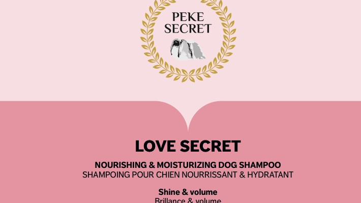 Peke Secret - Love secret(485ml)