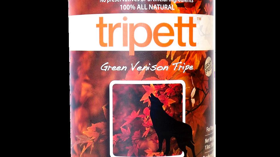Tripett -Tripe verte venaison