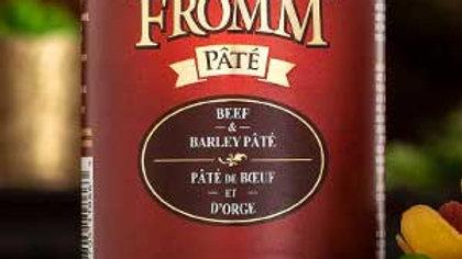 Fromm Paté - Boeuf et Orge 12 oz