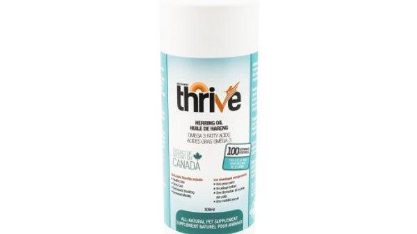 BCR - Thrive, Huile de Hareng, 500 ml